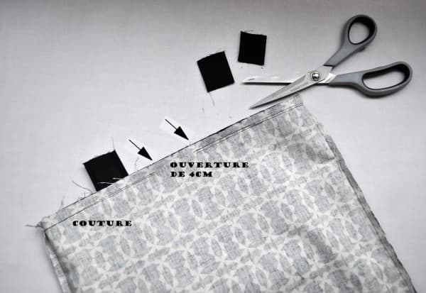 DIY Tote Bag Reversible par FunkySunday 10