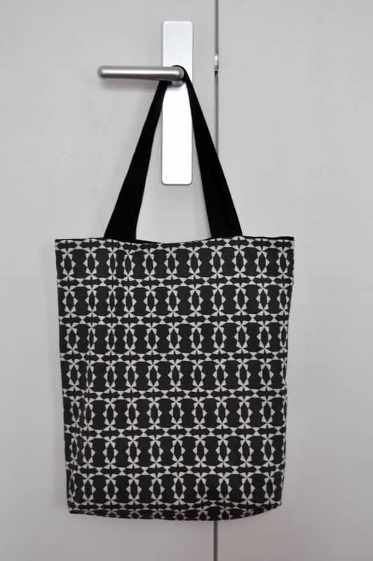 DIY Tote Bag Reversible par FunkySunday 13