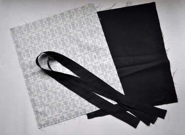 DIY Tote Bag Reversible par FunkySunday 2