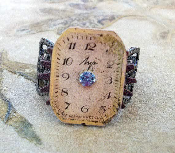 Steampunk-Ring