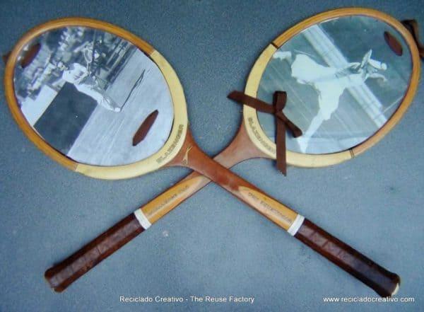 Como-reutilizar-una-raqueta-de-tenis-y-convertirla-en-un-portaretratos.-Reusing-a-Tennis-Racket-33