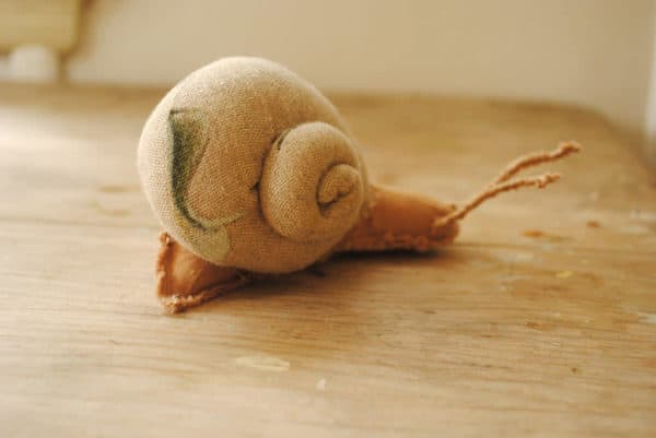Upcycled-Textile-Snails-02