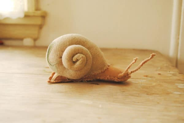 Upcycled-Textile-Snails-04