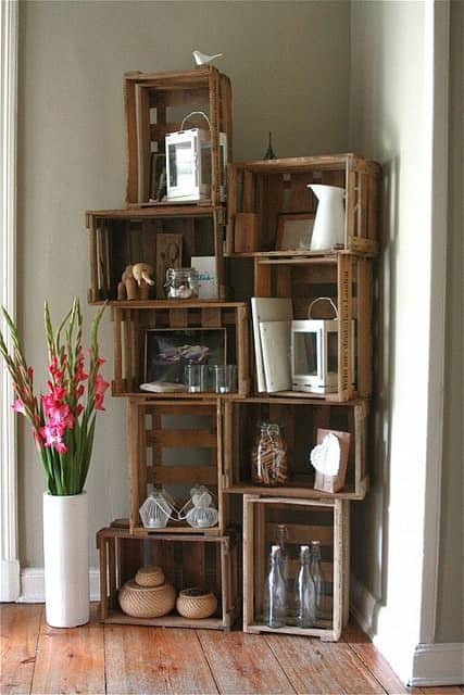 12 Upcycled Crate ideas 06