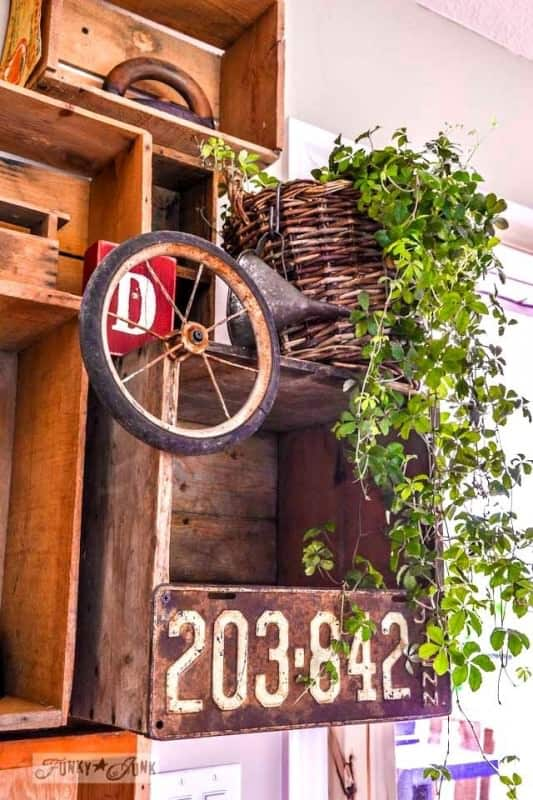 12 Upcycled Crate ideas 07