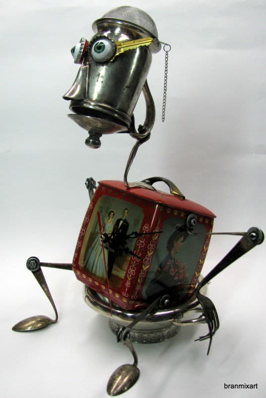 Recycled Art Sculptures 03