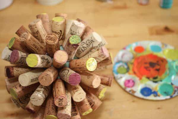 Recycled-wine-cork-globe-ball-tutorial4