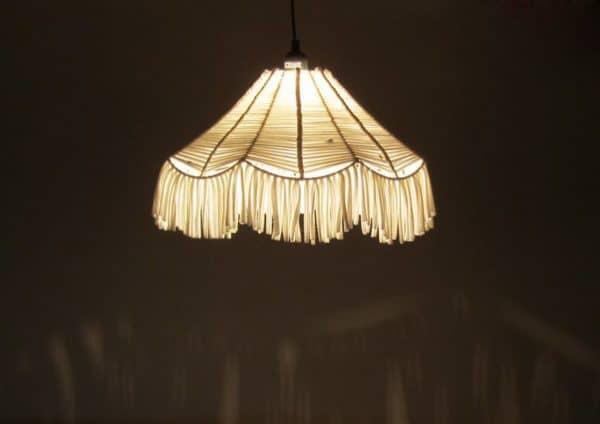 Paczula-lampshade