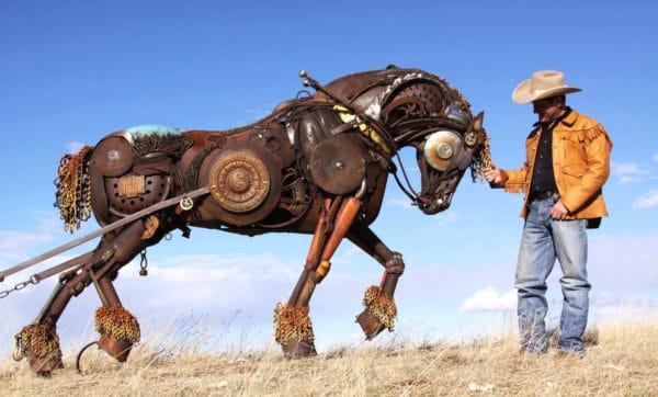 cheval-metal-john-lopez