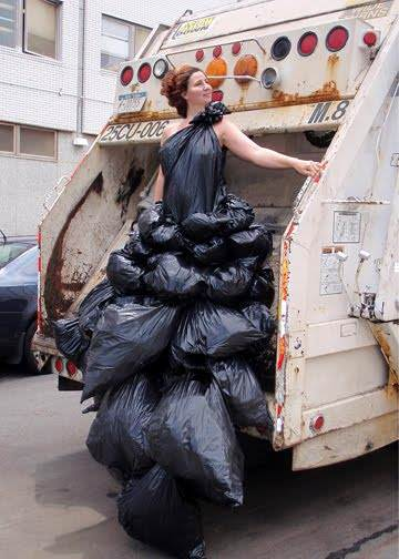 dress-plastic bag