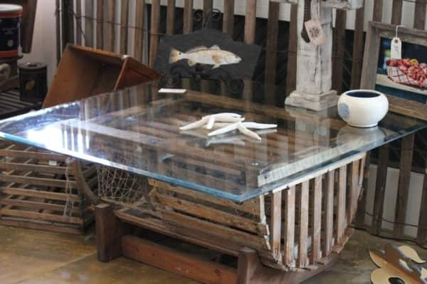 Reclaimed furniture & accessories & artistry