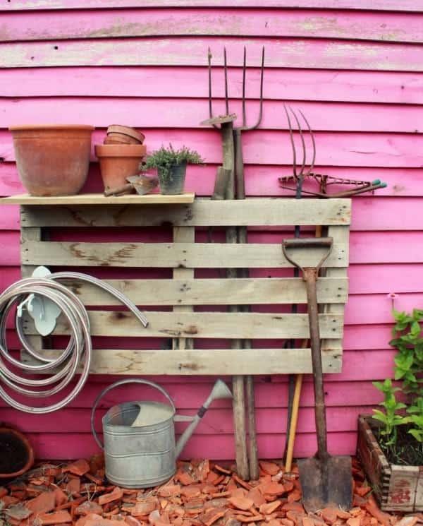 Organizador de jardín - Experimento Casa