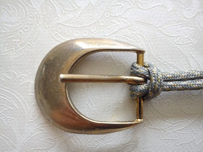 Tutorial: Belt Weaving Using Nylon Cord 1 • Do-It-Yourself Ideas