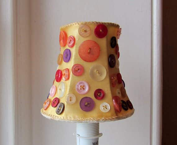 button_lampshade