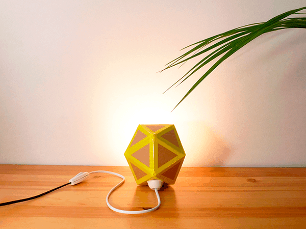 recycled-cardboard-origami-lamp-diy-1