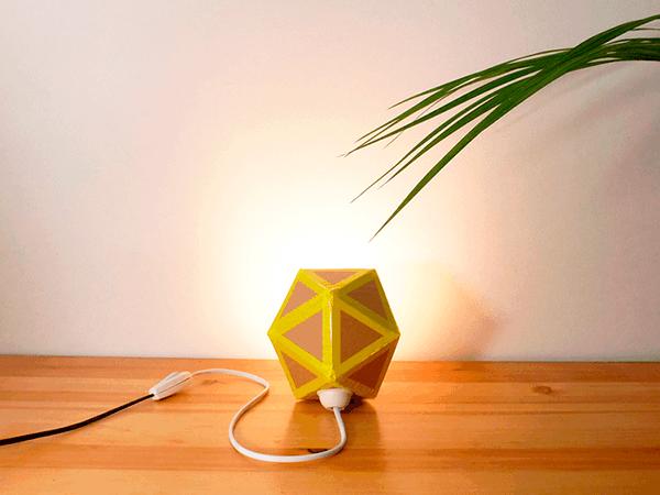 recycled-cardboard-origami-lamp-diy-1