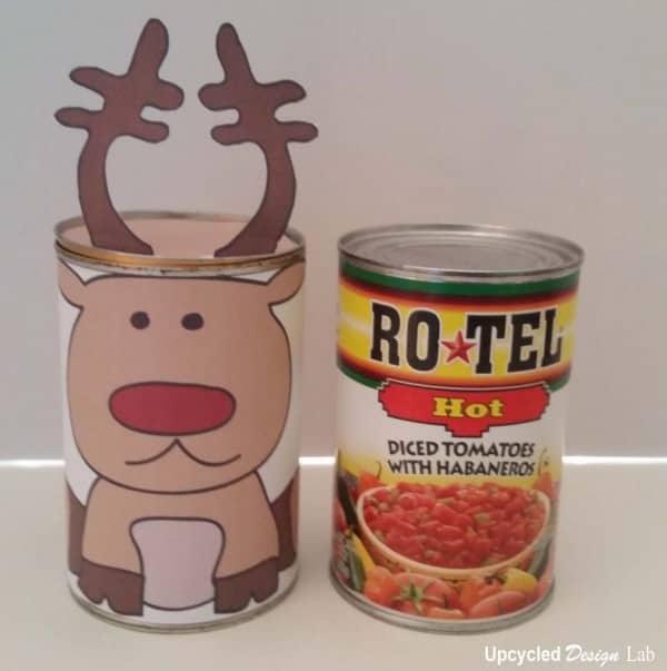 Reindeer-Can