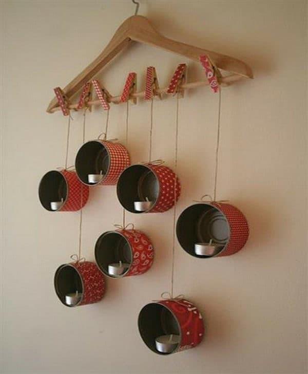 Diy: Hanging Tin Lanterns For X-mas 3 • Do-It-Yourself Ideas