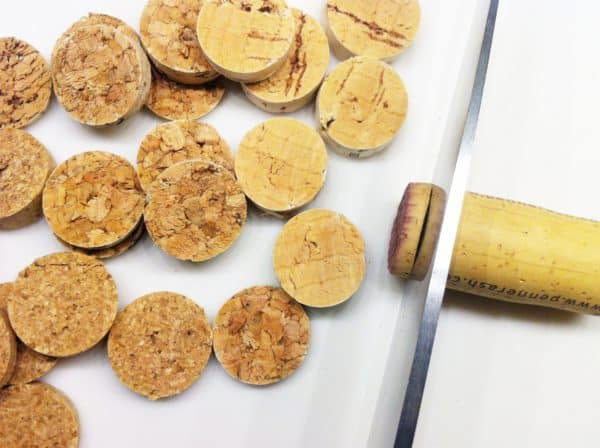 Diy: How to Easily Cut Corks 1 • Do-It-Yourself Ideas