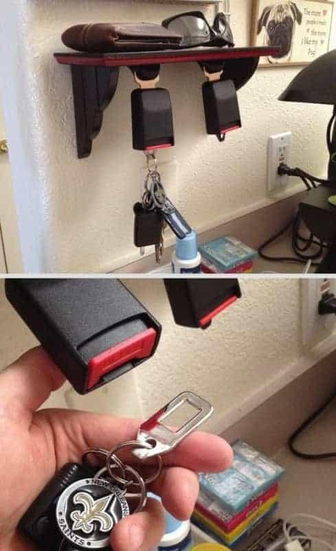 diy-seatbelt-key-holder