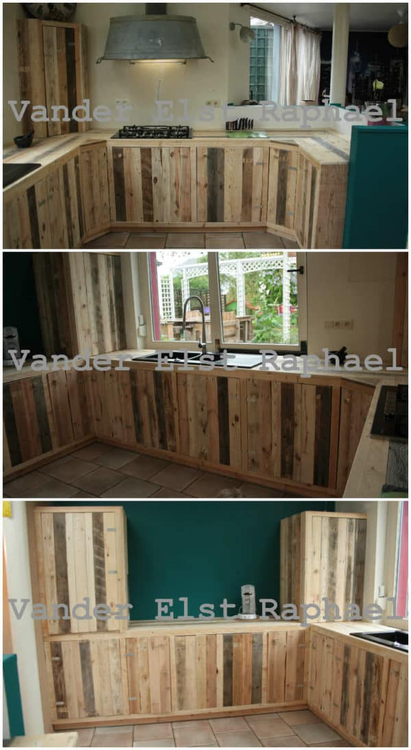 Reusing Wooden Pallets29