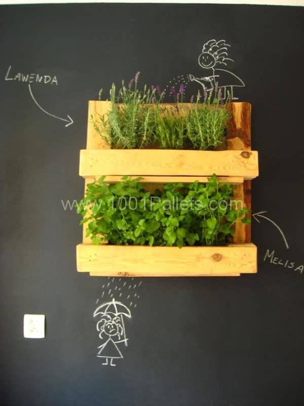 Reusing Wooden Pallets8
