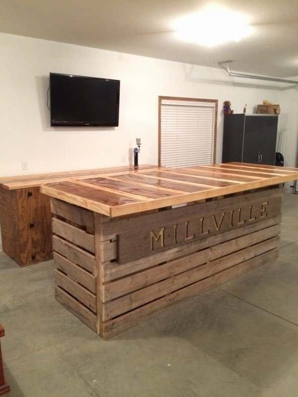 Reusing Wooden Pallets19
