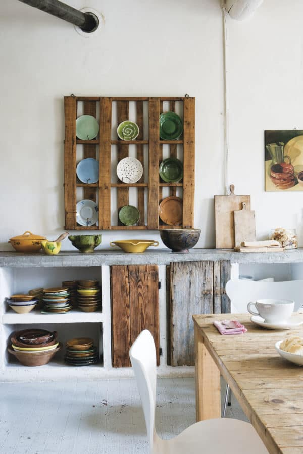 30+ Ways of Reusing Wooden Pallets In Your Kitchen 3 • Recycled Pallets