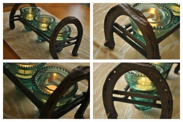 30+ Creative Ideas Using Vintage Glass Insulators 11 • Do-It-Yourself Ideas