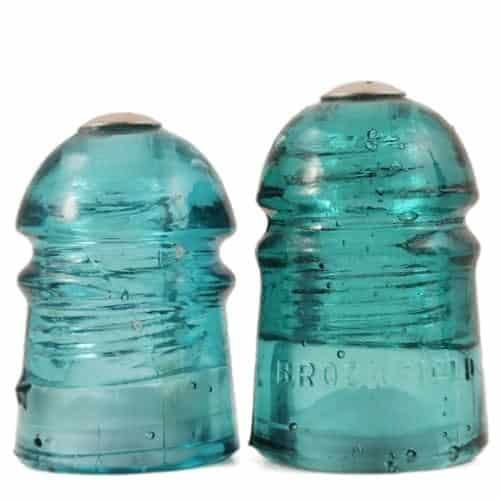 30+ Creative Ideas Using Vintage Glass Insulators 55 • Do-It-Yourself Ideas
