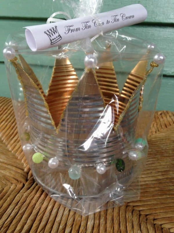 From Tin Cans To Tin Crown 1 • Recycling Metal