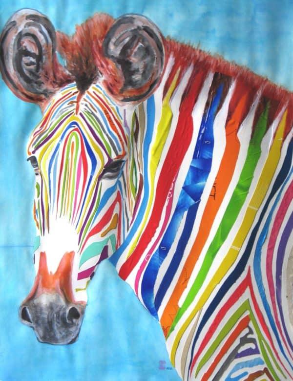 Zebra-high