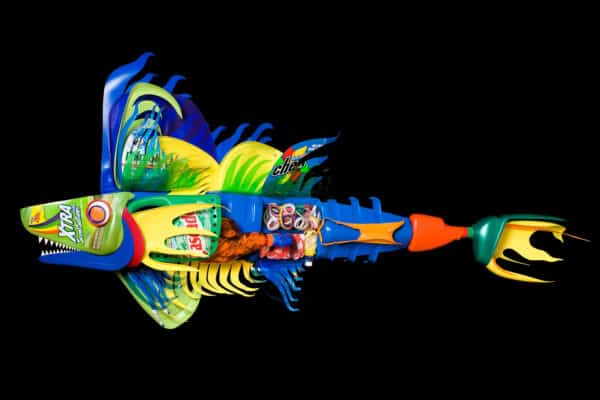 Raggedtailed-Dragon-Fish-30-X-64-X-9-2007