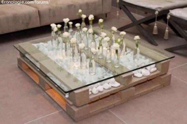 Ides Co Deco Avec Rcuperation De Palettes De Bois Avec Deco Recup Palette Deco Recup Palette Concernant Trouvé Residence -