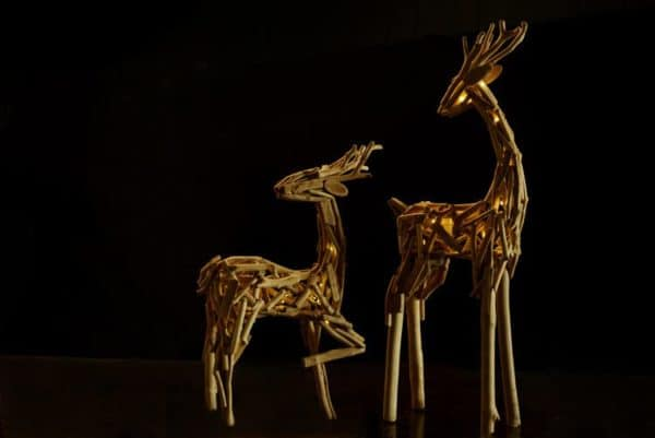 The-Looking-Back-Sheep-Vintage-Wooden-Animal-Decoration-LED-Light-09