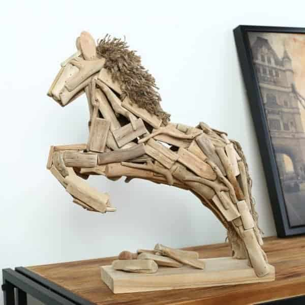 The-Running-Horse-Vintage-Wooden-Animal-Decoration-04