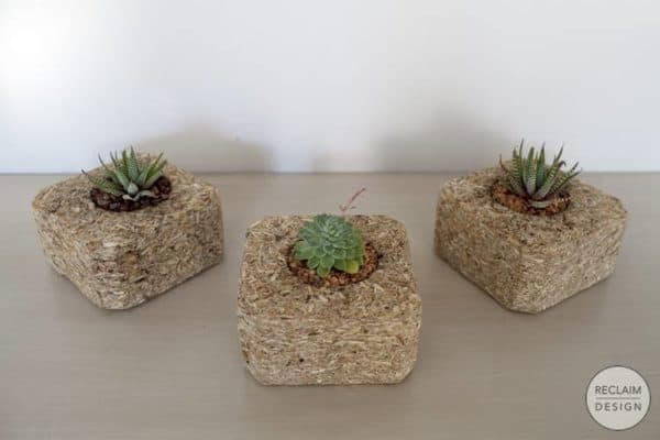 Small Flower Pots Made From Upcycled Pallets 7 • Recycled Pallets