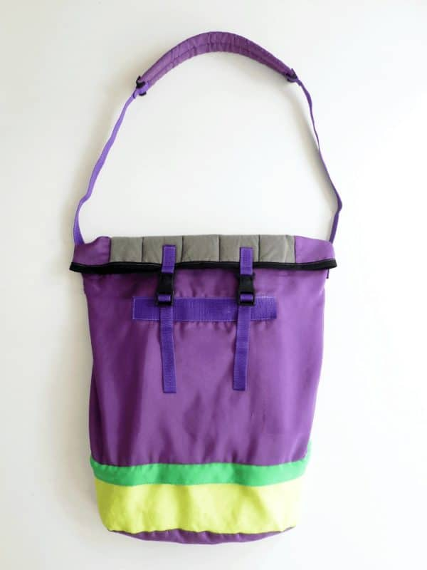 Upcycled Diy Maxi Tote Bag 7 • Do-It-Yourself Ideas