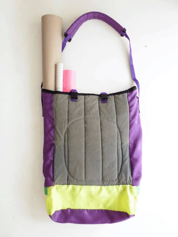 Upcycled Diy Maxi Tote Bag 5 • Do-It-Yourself Ideas