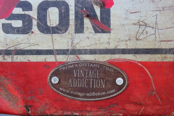 Vintage Massey Ferguson Tractor Upcycled Into Design Bar 9 • Mechanic & Friends