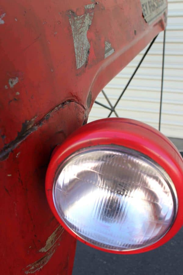 Vintage Massey Ferguson Tractor Upcycled Into Design Bar 7 • Mechanic & Friends