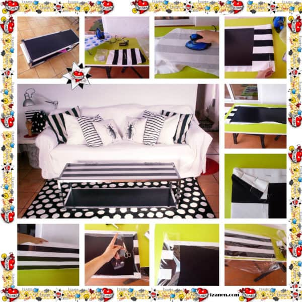 recyclart.org-customize-a-side-table-with-cloth-and-plastic-mesitarockabillyparaninos