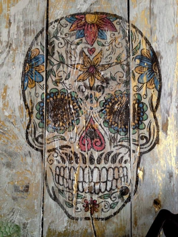recyclart.org-day-of-the-dead-wall-hanging1