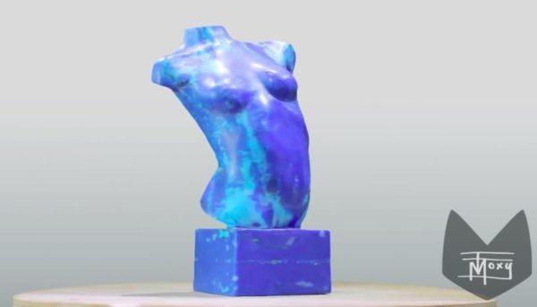 plastic-sculpture