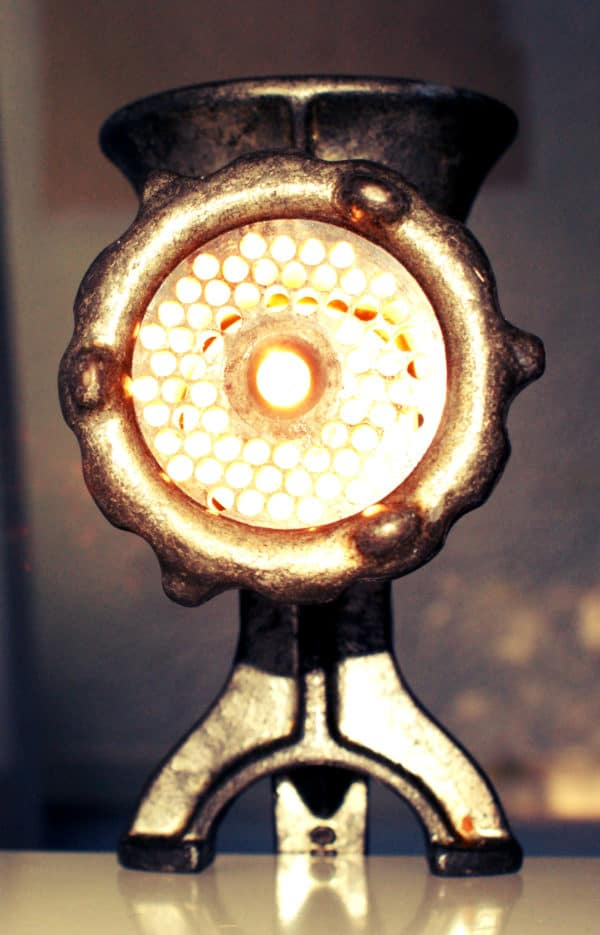 recyclart.org-upcycled-meatmincer-lamps