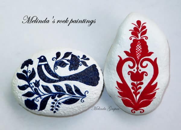 recyclart.org-hungarian-folk-art-motifs-painted-on-stones2