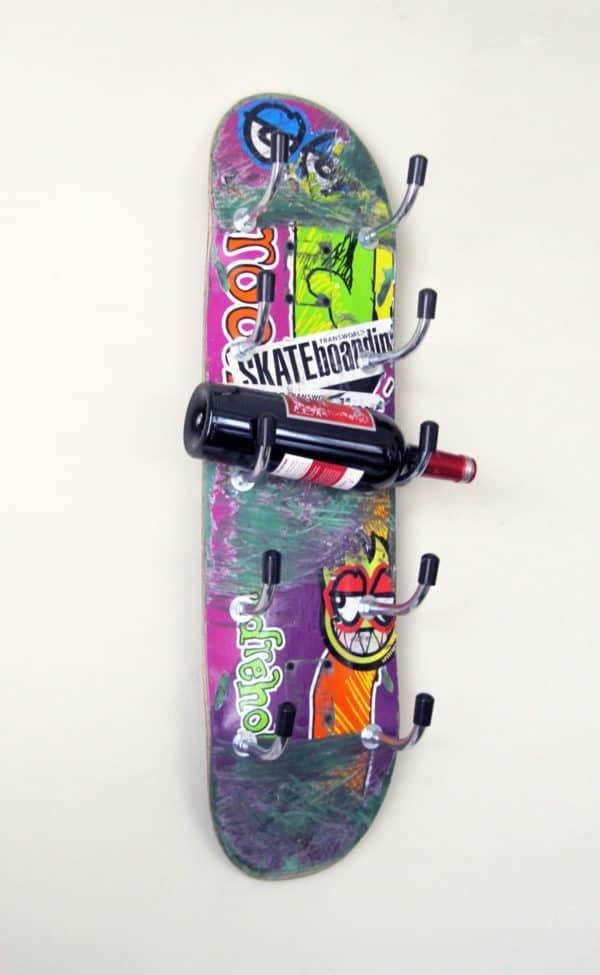 recyclart.org-skateboard-wine-rack-3