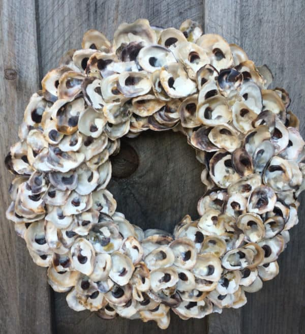 10 Beautiful Ways to Repurpose Oyster Shells 5 • Do-It-Yourself Ideas