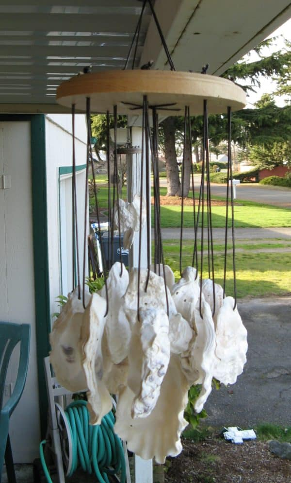 10 Beautiful Ways to Repurpose Oyster Shells 1 • Do-It-Yourself Ideas