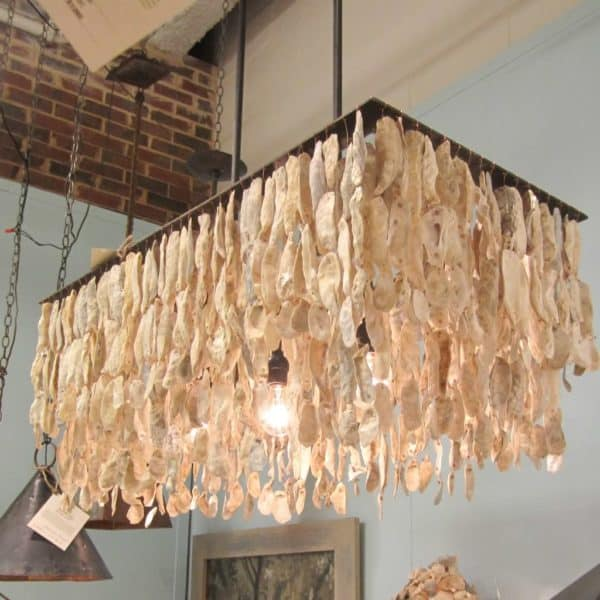 10 Beautiful Ways to Repurpose Oyster Shells 11 • Do-It-Yourself Ideas